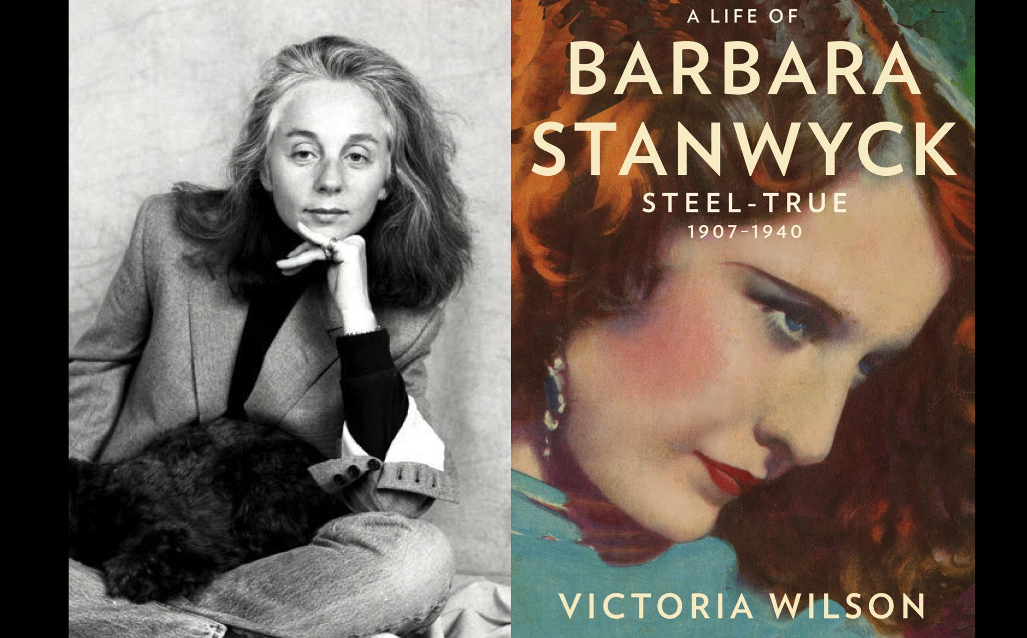 STANWYCK BEFORE HOLLYWOOD: AN ILLUSTRATED TALK presented by author Victoria Wilson