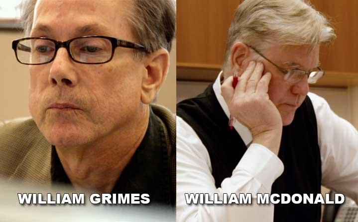 OBIT Subjects William Grimes, <i>New York Times</i> Obituaries Writer & William McDonald, <i>New York Times</i> Obituaries Desk Editor In Person