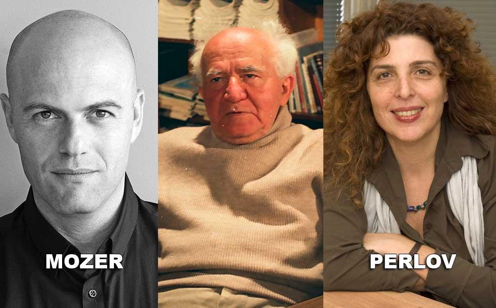Q&A with BEN-GURION: EPILOGUE Writer/Director Yariv Mozer & Producer/Editor Yael Perlov