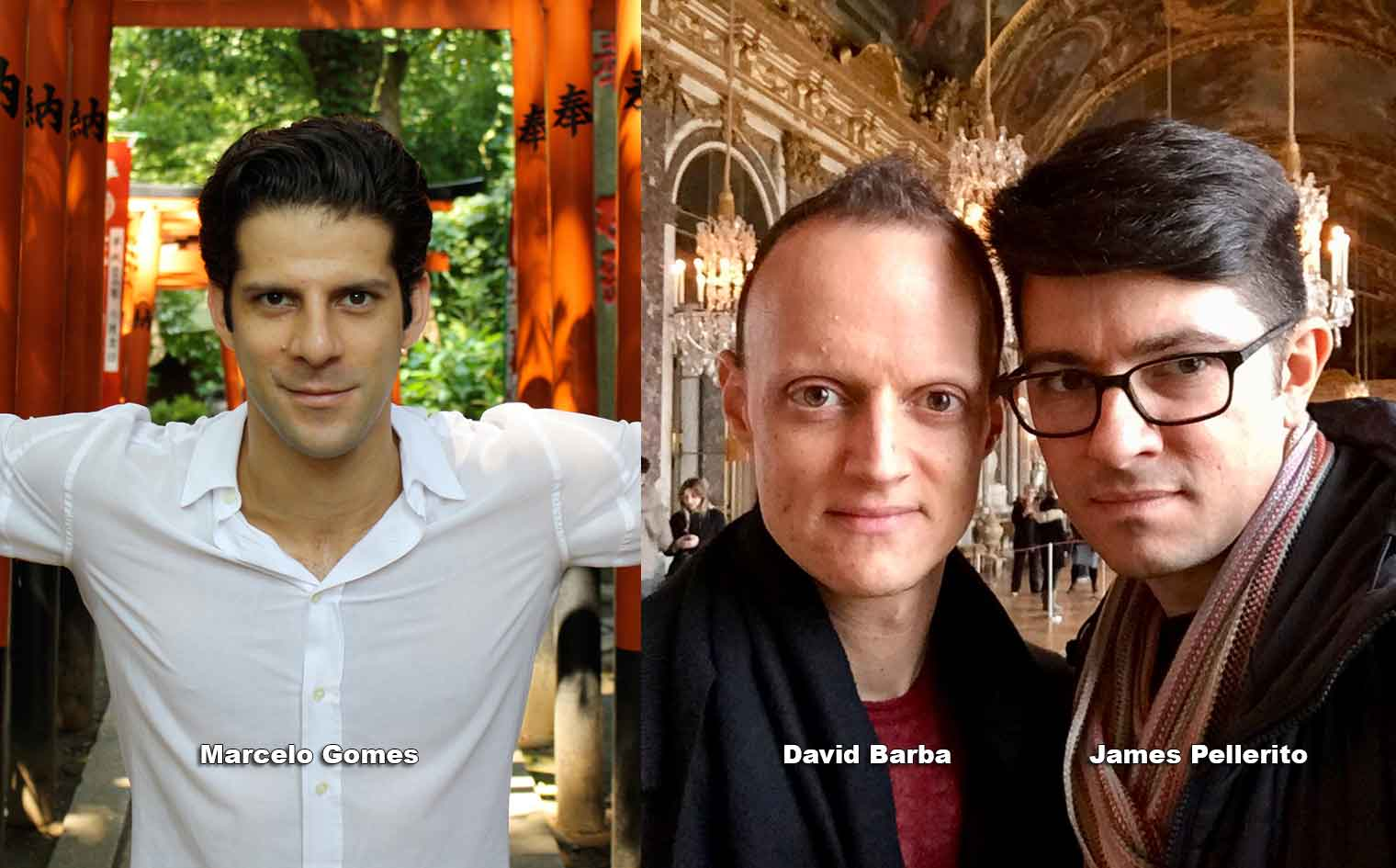 Q&As with ANATOMY OF A MALE BALLET DANCER Subject Marcelo Gomes and Filmmakers David Barba & James Pellerito