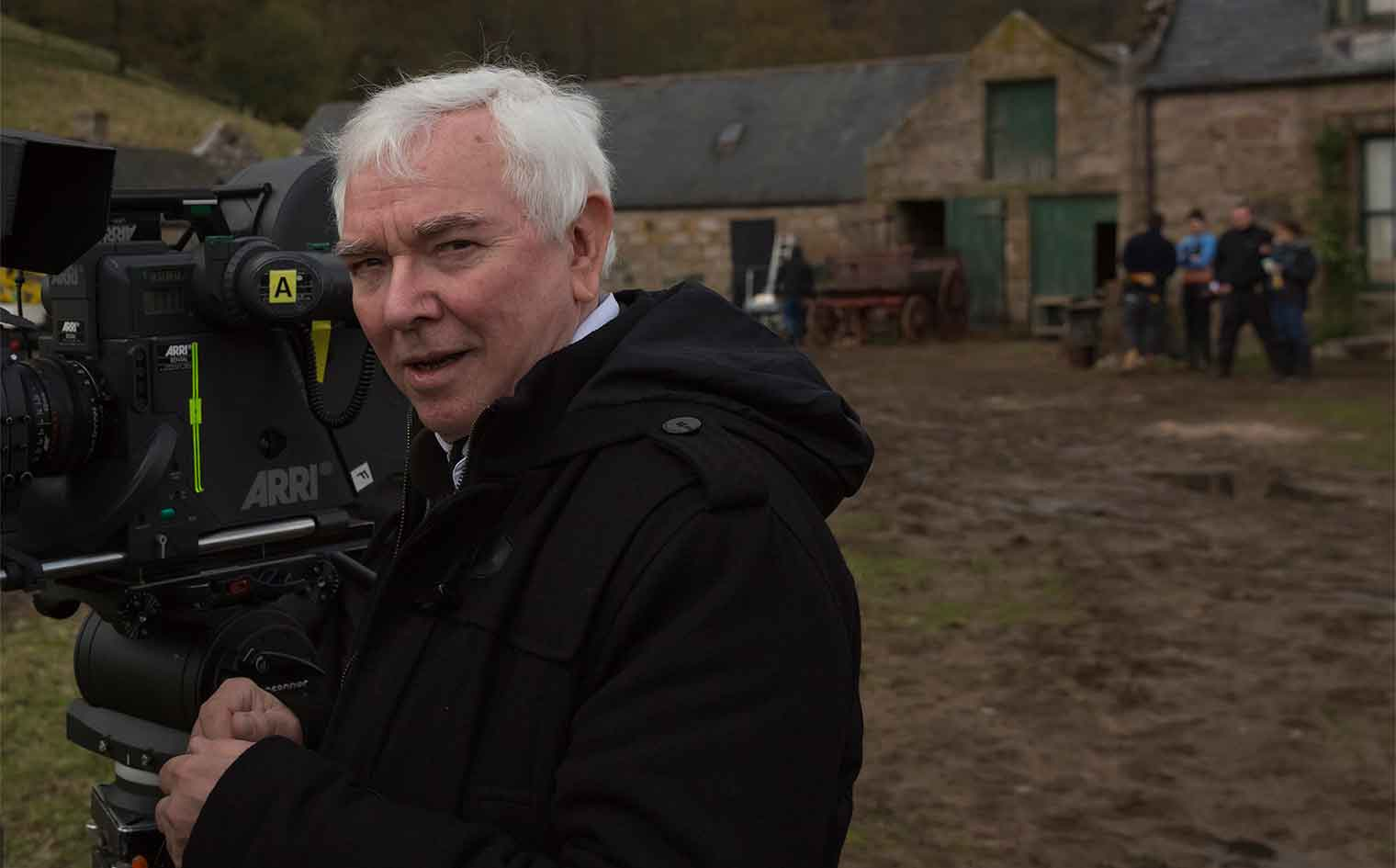 SUNSET SONG Filmmaker TERENCE DAVIES In Person!