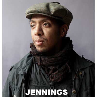 Terrence Jennings, phographer & freelance curator