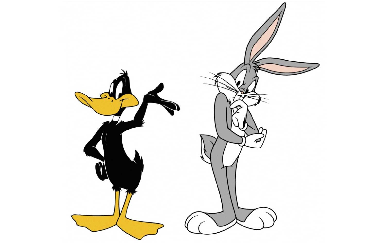 BUGS, DAFFY AND CHUMS