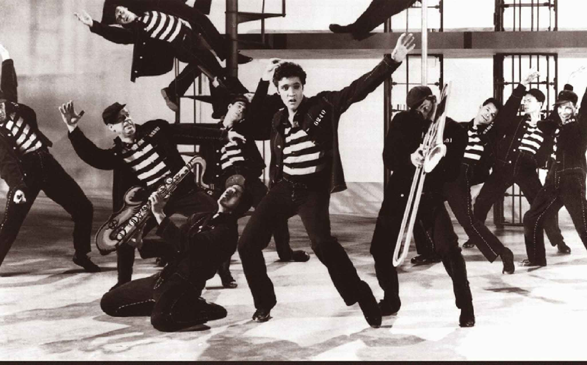 the rock jail_Film Forum · JAILHOUSE ROCK