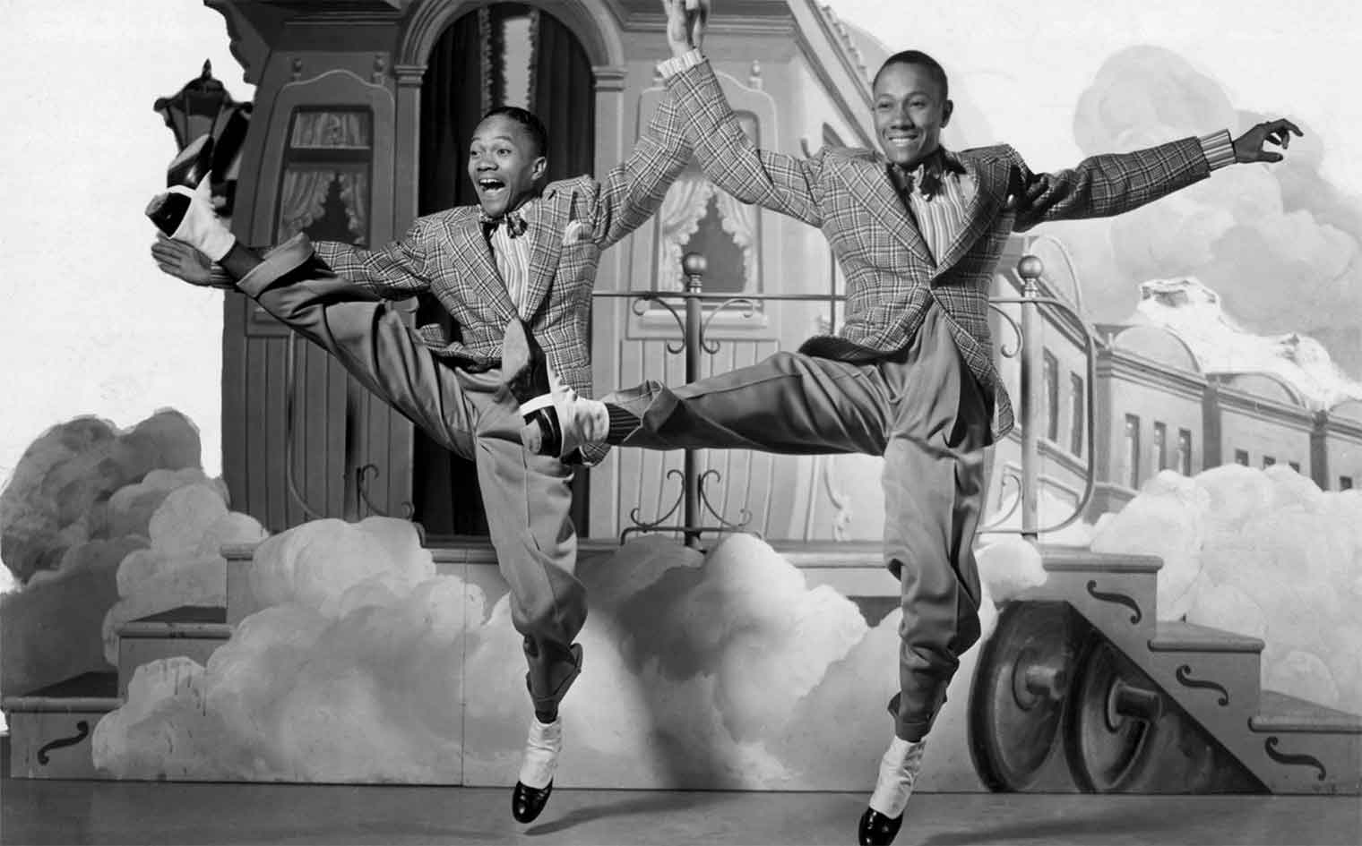A TRIBUTE TO THE NICHOLAS BROTHERS