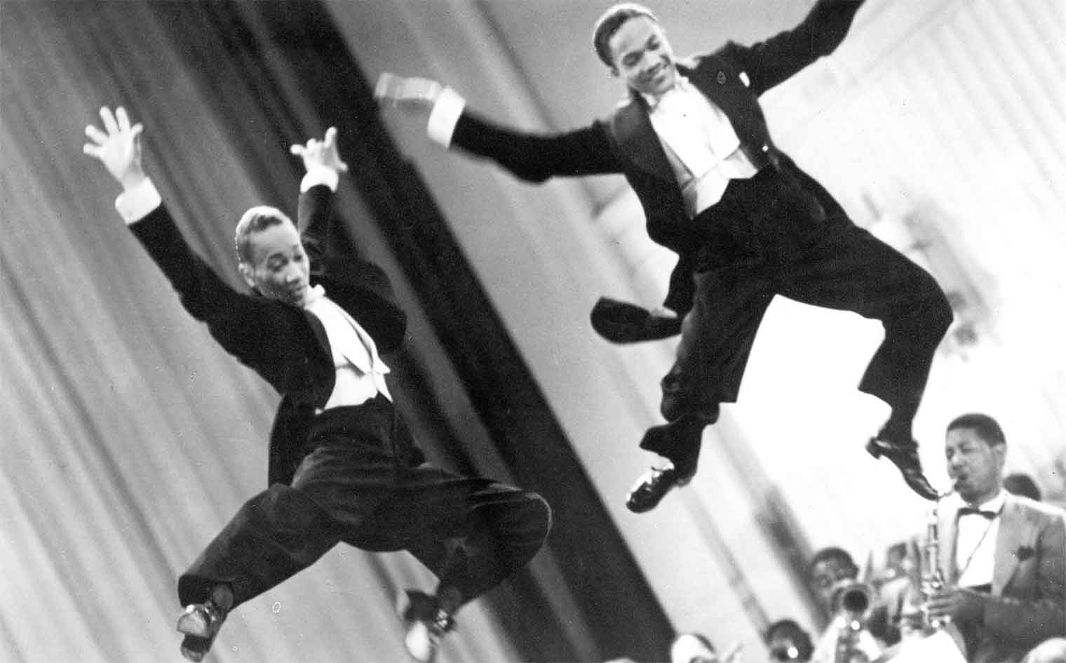 THE FABULOUS NICHOLAS BROTHERS presented by Bruce Goldstein