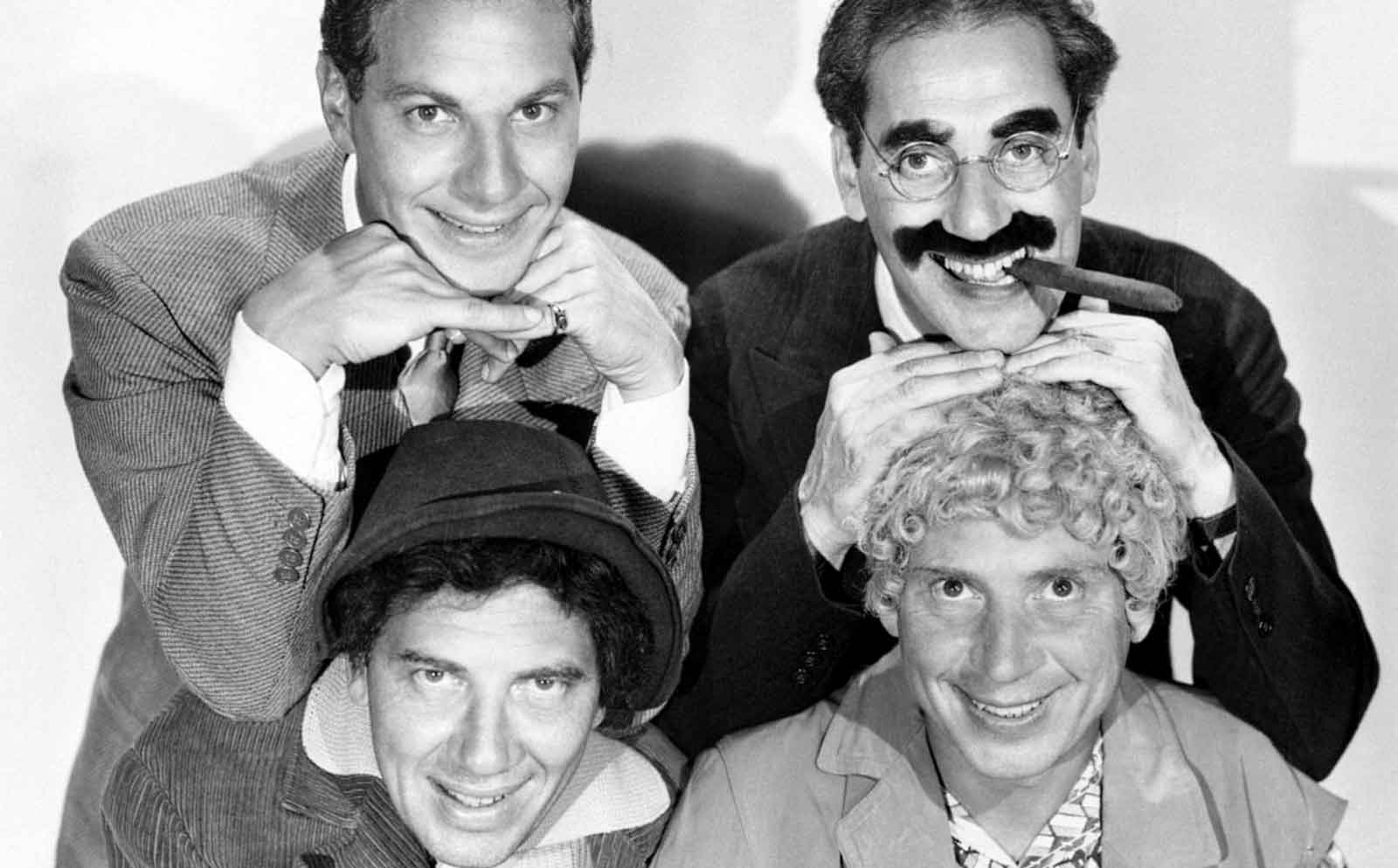 THE MARX BROTHERS & The Golden Age of Vaudeville