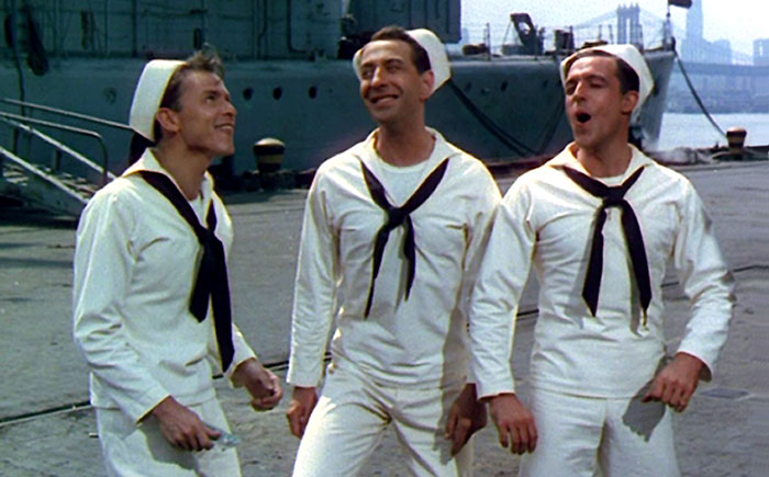 Film Forum Jr. returns Sept. 6 with ON THE TOWN.