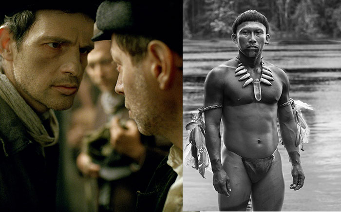 Film Forum premieres SON OF SAUL and EMBRACE OF THE SERPENT nominated for the Best Foreign Language Film Oscar®!