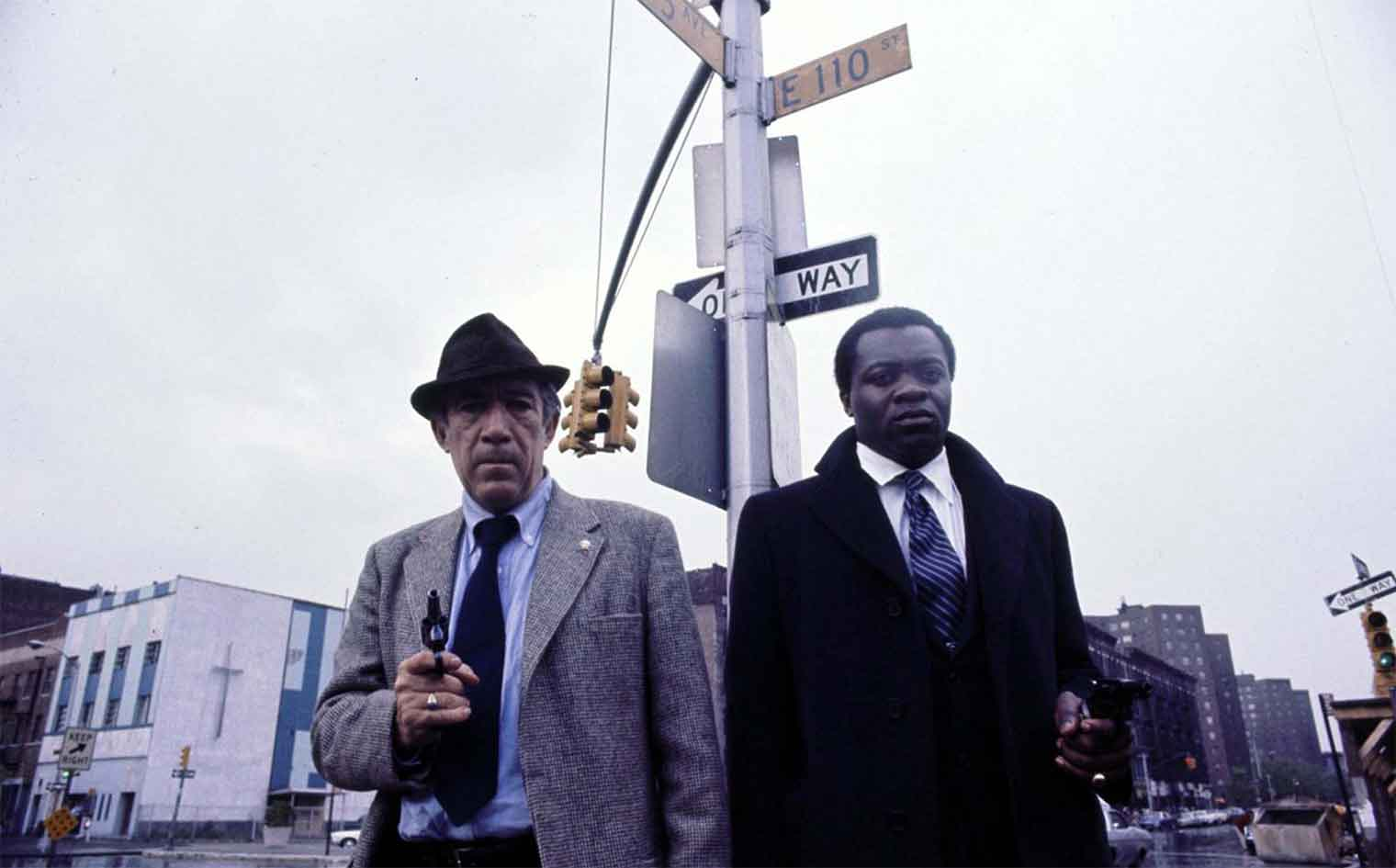ACROSS 110TH STREET & <br />COPS AND ROBBERS