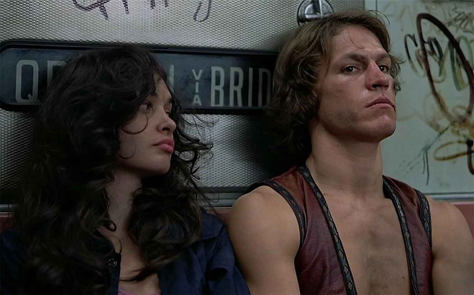 THE WARRIORS <br />& ESCAPE FROM NEW YORK