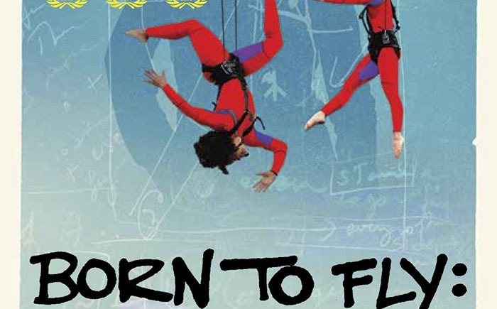 BORN TO FLY:  ELIZABETH STREB VS. GRAVITY DVD