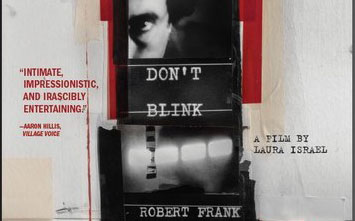 DON'T BLINK – ROBERT FRANK DVD
