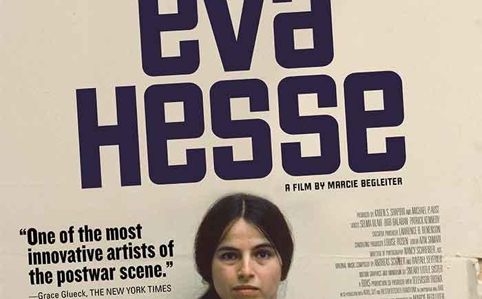EVA HESSE DVD