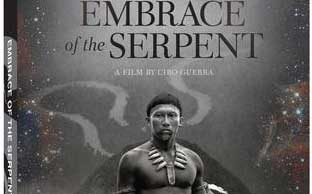 EMBRACE OF THE SERPENT Blu-Ray