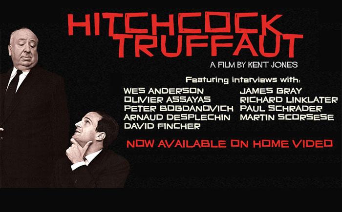 HITCHCOCK / TRUFFAUT DVD