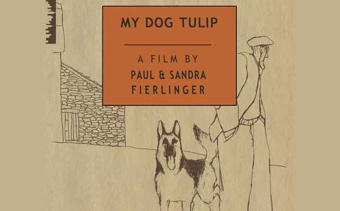 MY DOG TULIP Blu-Ray