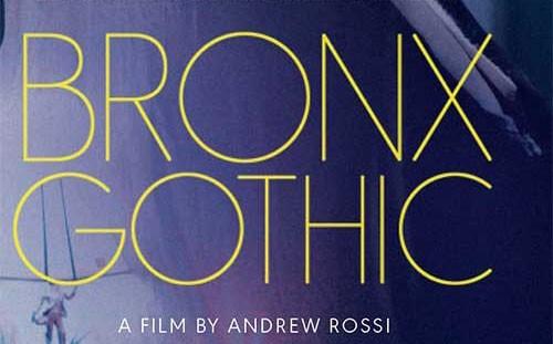 BRONX GOTHIC DVD