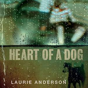 On sale now at concession - Laurie Anderson HEART OF A DOG CD
