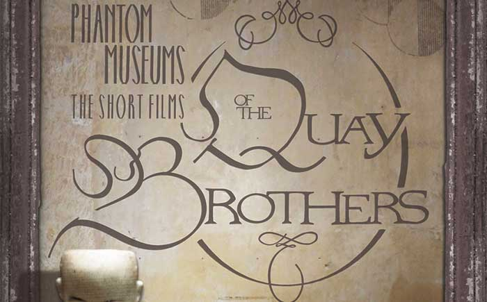 THE SHORT FILMS OF THE QUAY BROTHERS DVD