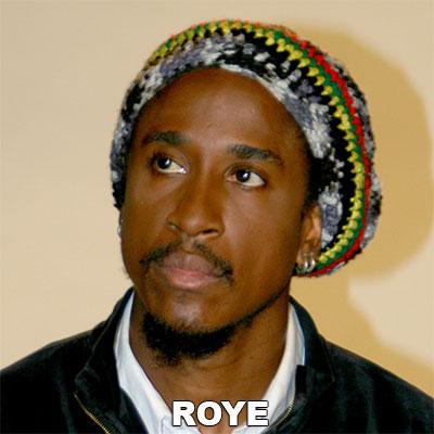 Radcliffe Roye