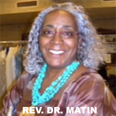 Rev. Dr. Martin
