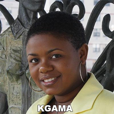 Kgama