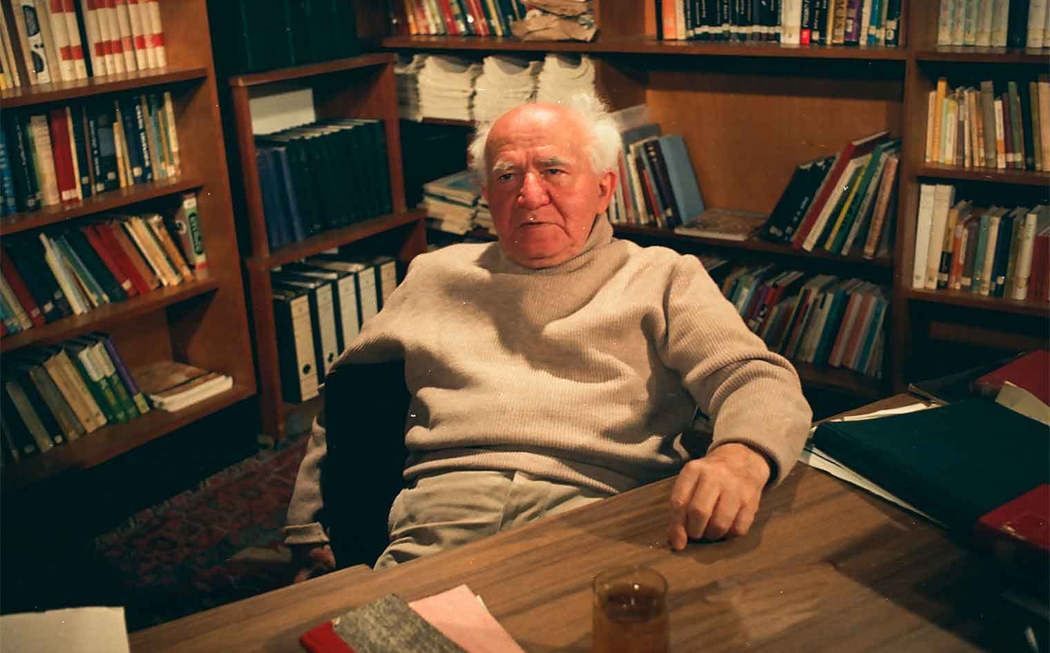 BEN-GURION: EPILOGUE