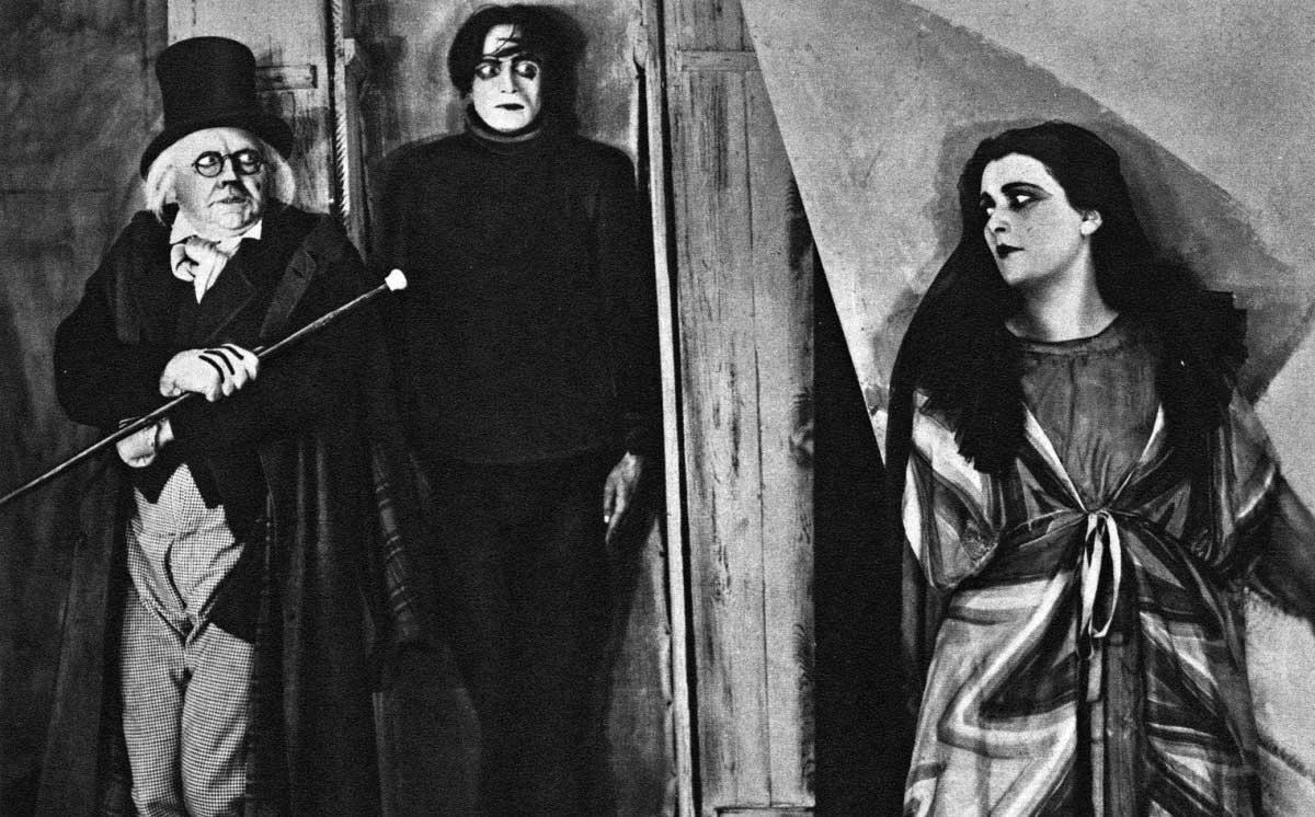 Film Forum The Cabinet Of Dr Caligari