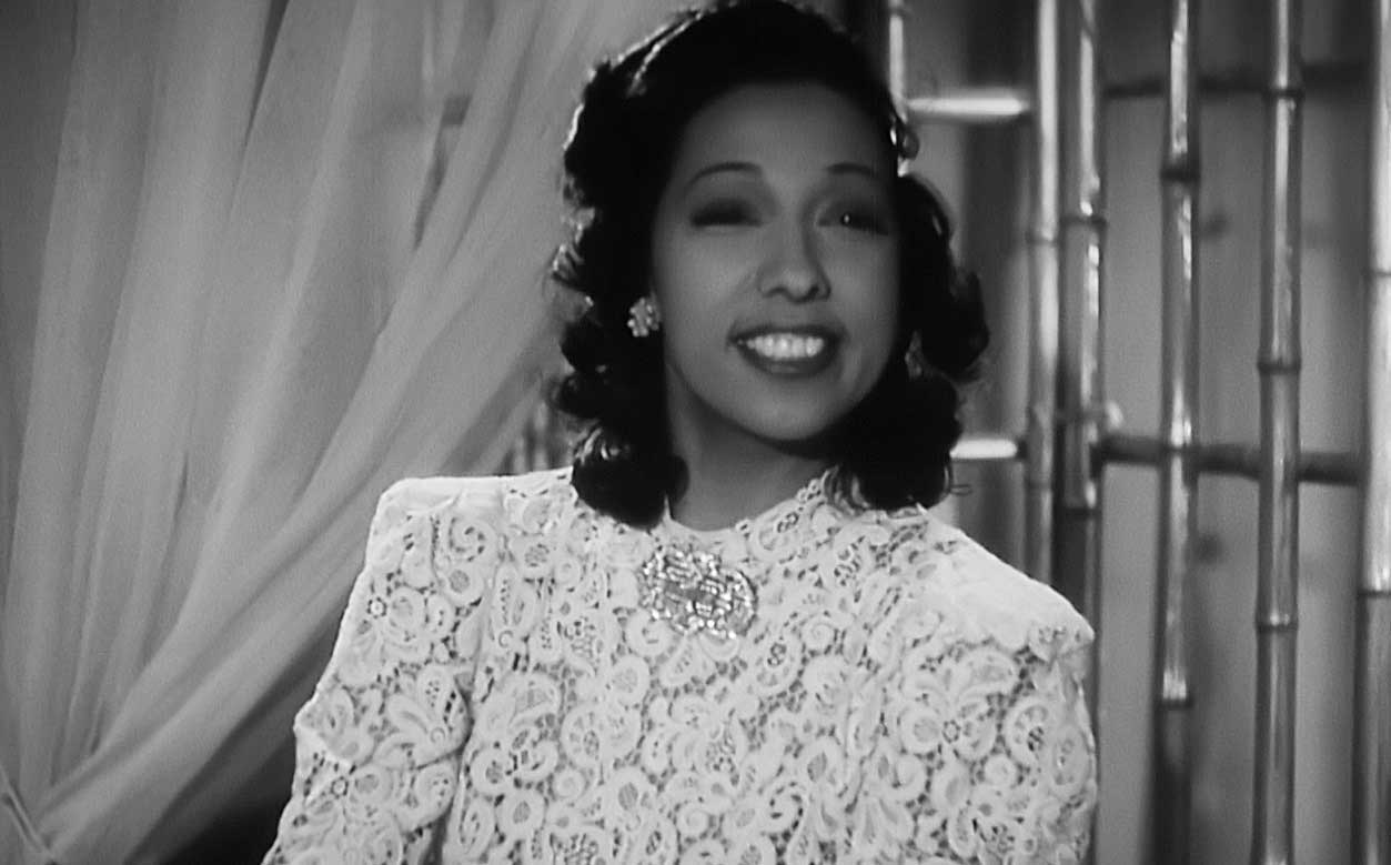 Josephine Baker in THE FRENCH WAY