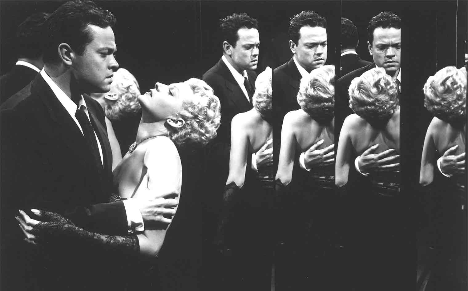 THE LADY FROM SHANGHAI and SCARLET STREET