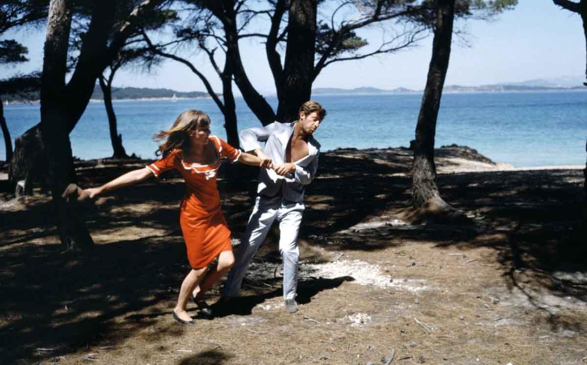 Film Forum 183 Pierrot Le Fou