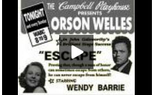 LISTEN TO ORSON WELLES' 1939 RADIO ADAPTATION, STARRING WELLES AS LONGFELLOW DEEDS!