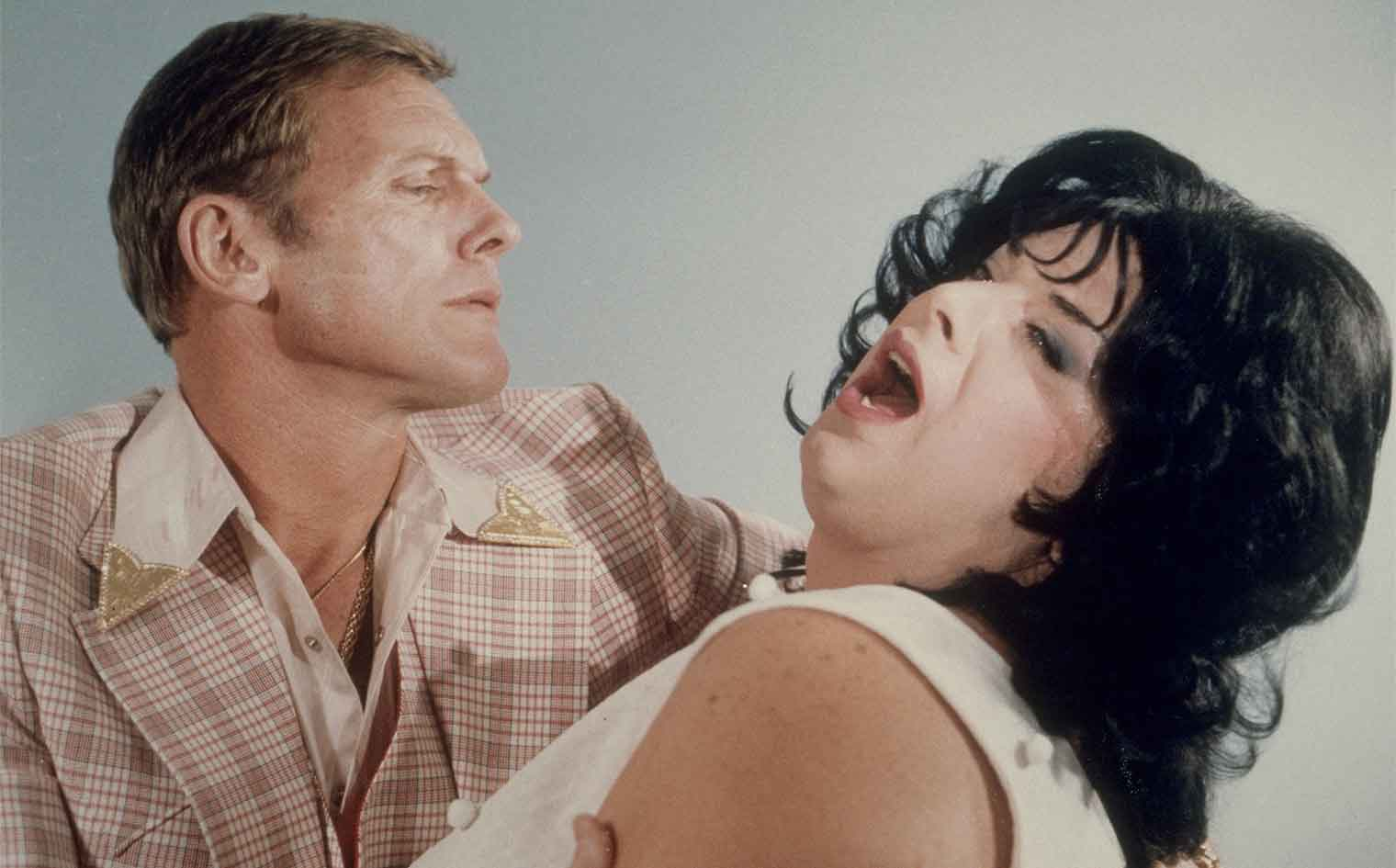 POLYESTER in ODORAMA introduced by Tab Hunter