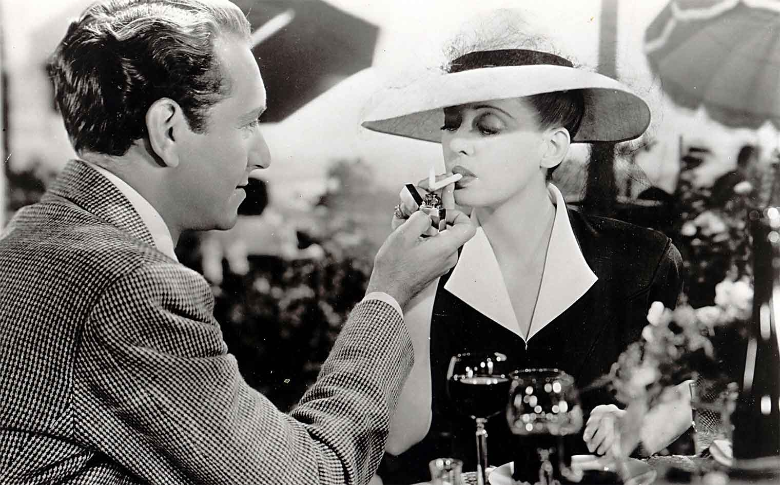 NOW, VOYAGER & A STOLEN LIFE