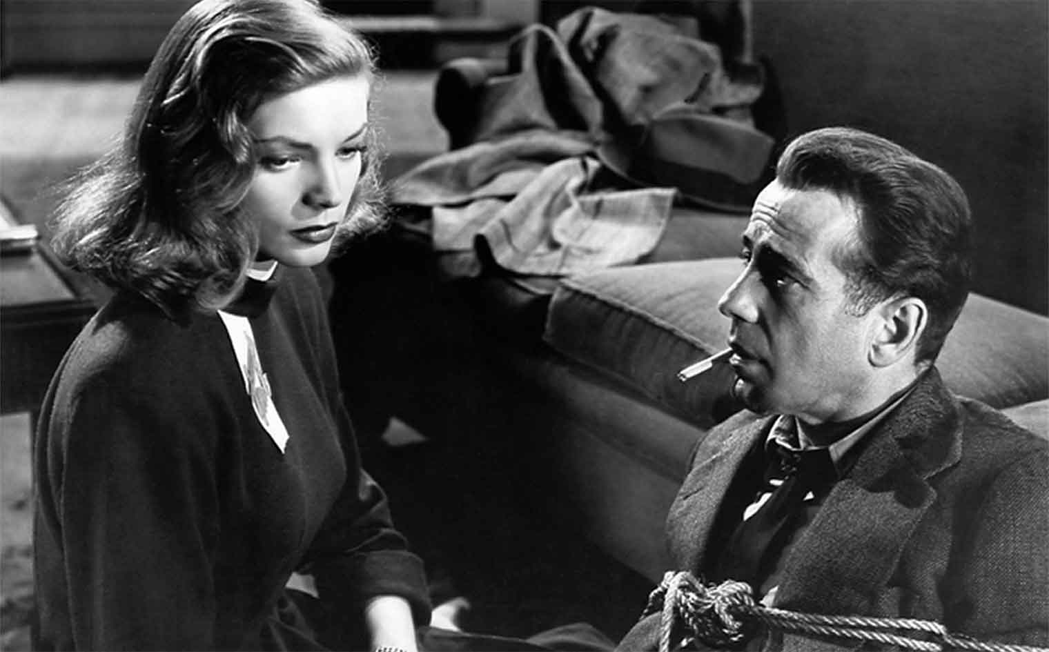 THE BIG SLEEP & TO HAVE AND HAVE NOT
