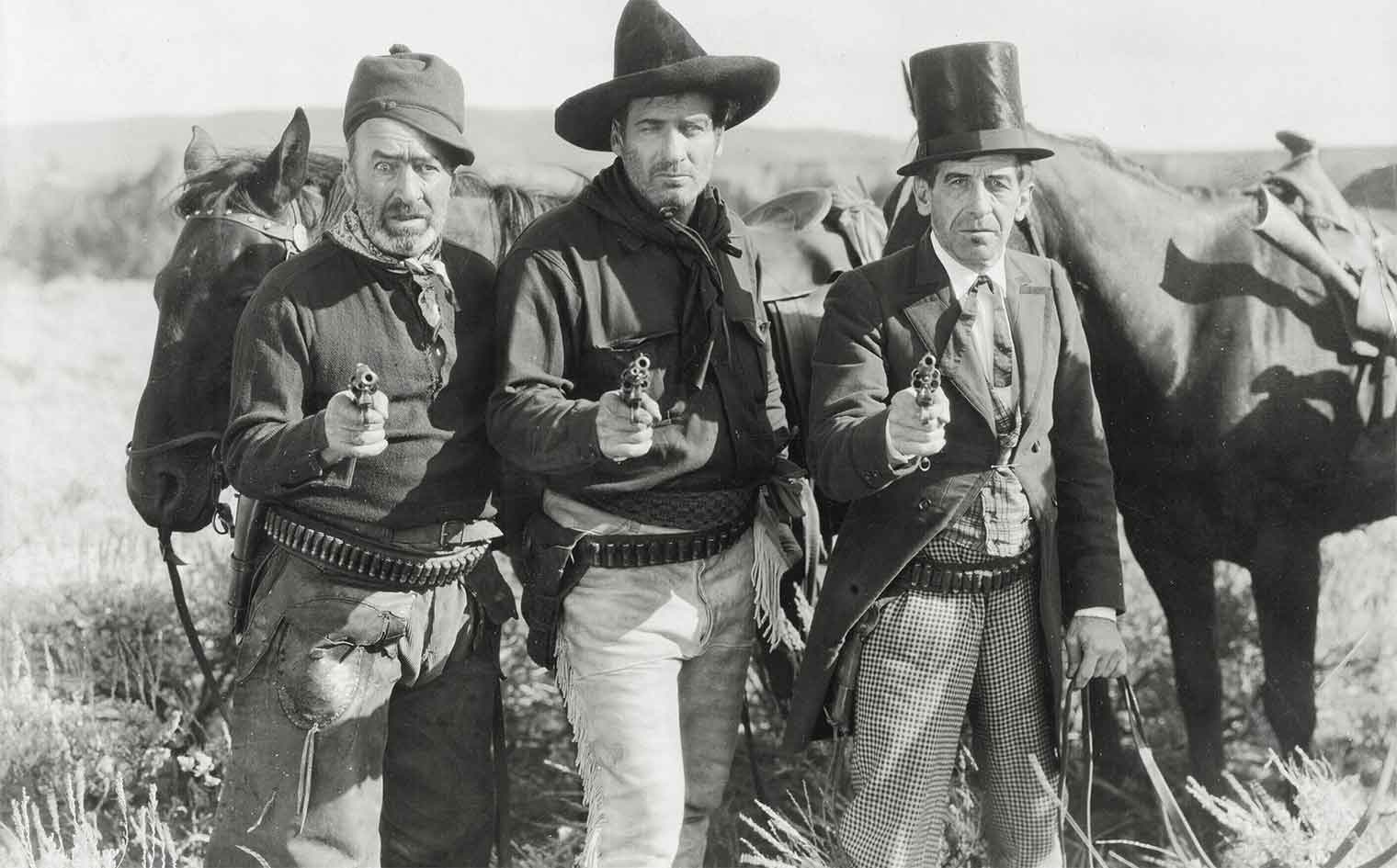 John Ford's 3 BAD MEN
