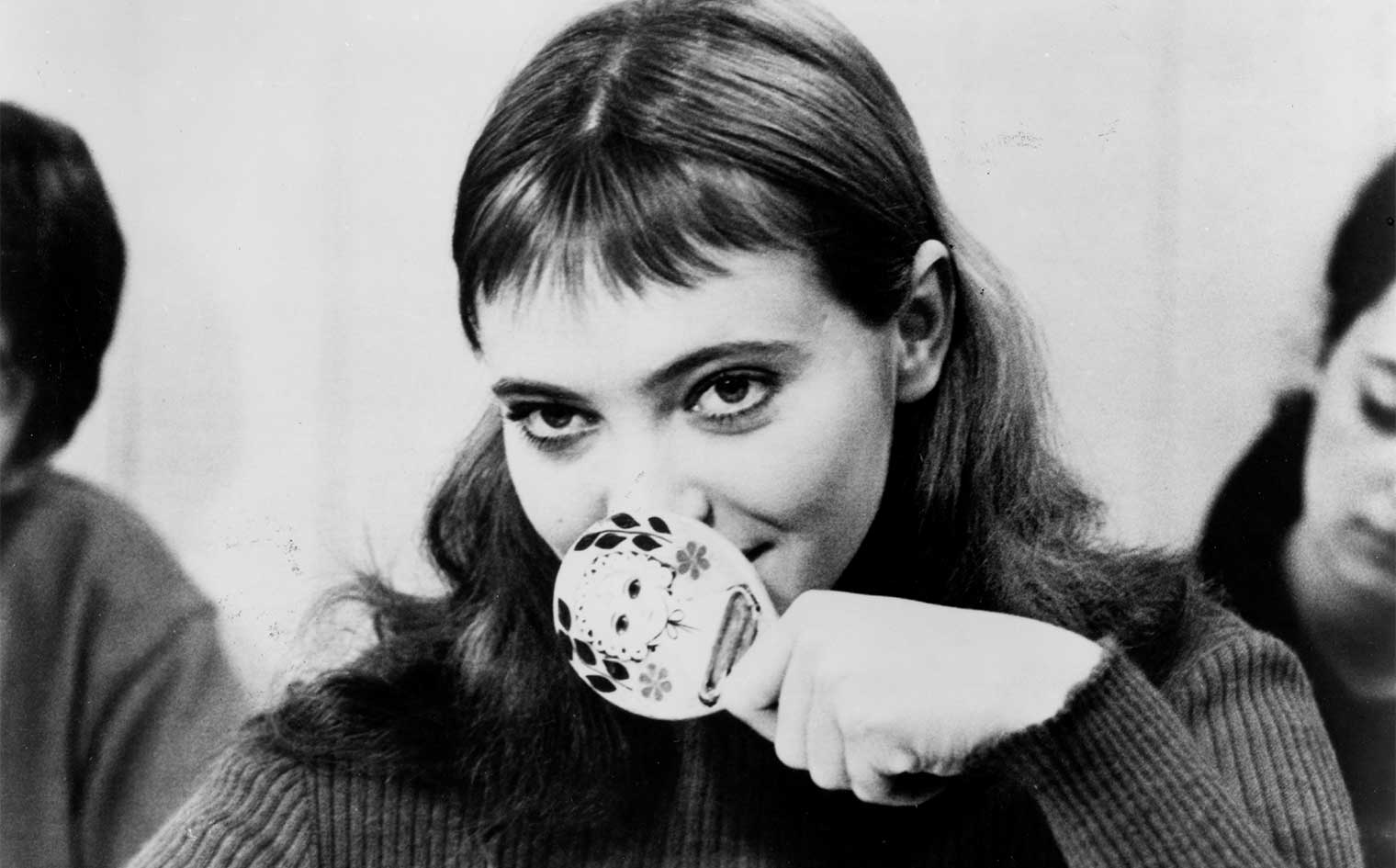 BAND OF OUTSIDERS  <br>Anna Karina In Person!